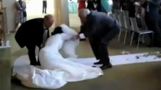 смешные знакомства на свадьбе