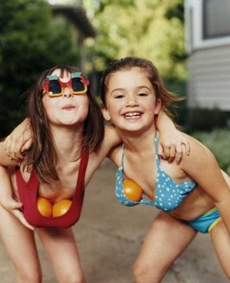 Фото - прикольные дети