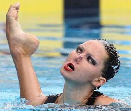 Смешные спортивные фото