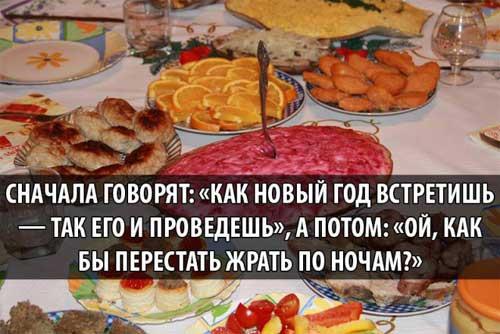 Прикольные картинки с едой и надписями