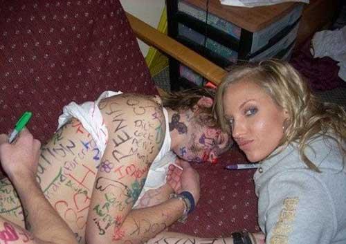 Фото приколы про пьяных людей