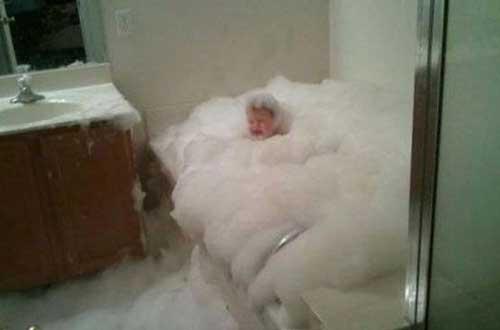 в ванной приколы фото