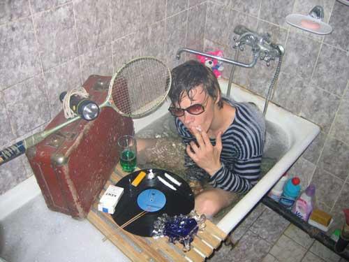 Фото приколы в ванне