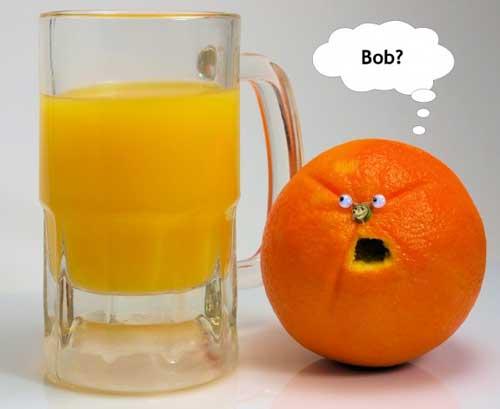 Фото смешных фруктов