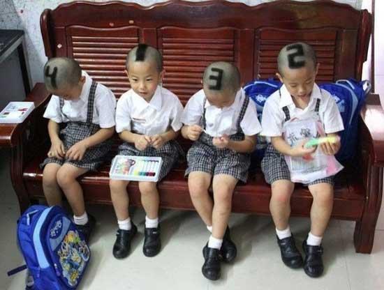 Прикольные фотки школьников