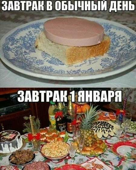 Смешные картинки с надписями про еду
