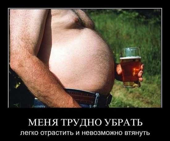 Демотиваторы про толстых мужчин
