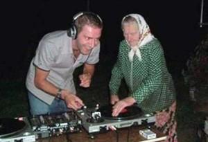 Смешные блатные бабушки